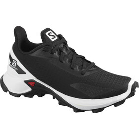 Salomon Alphacross Blast Chaussures Enfant, black/white/black